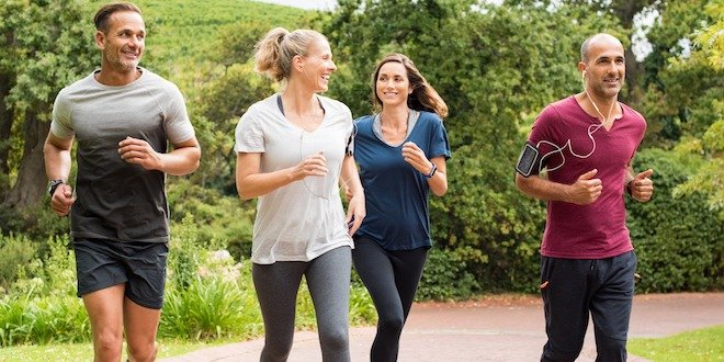 Eight great reasons for physical activity