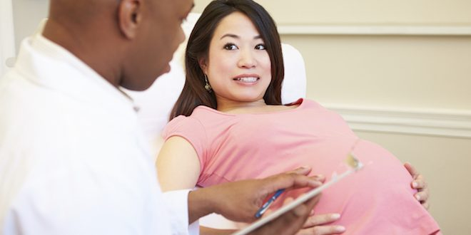 Diagnosis gestational diabetes