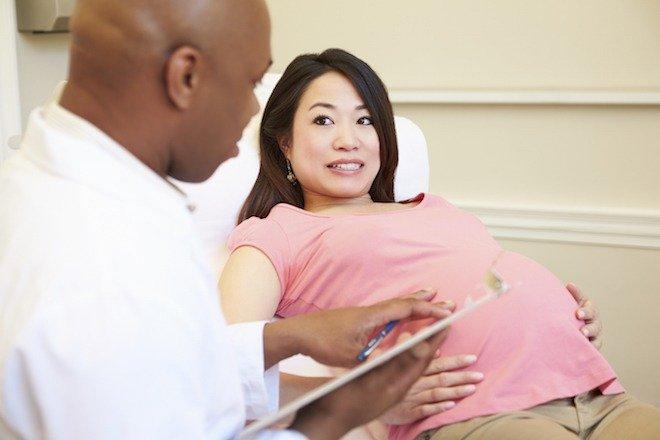 Diagnosis gestational diabetes