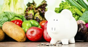 eat healthy and save money