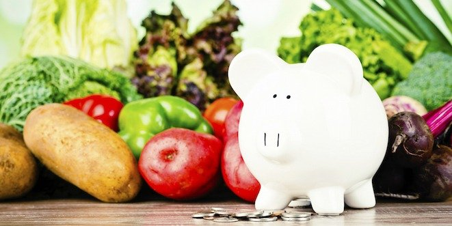 Eat healthy and save money too!