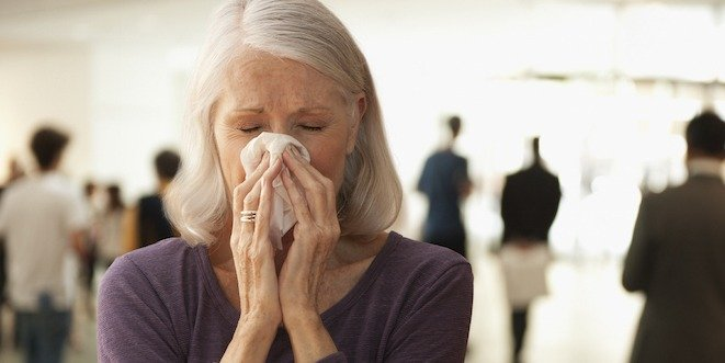 common cold and diabetes