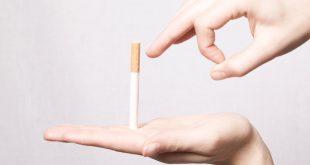kicking the smoking habit