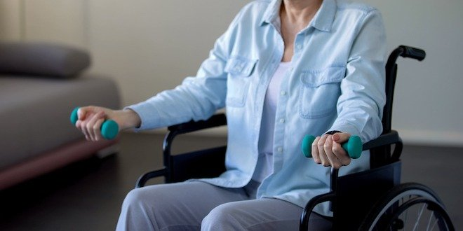 diabetes and disabilities physical activity