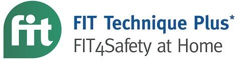FIT4Safety at Home Logo