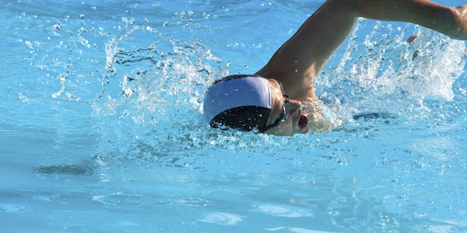 Diabetes and swimming