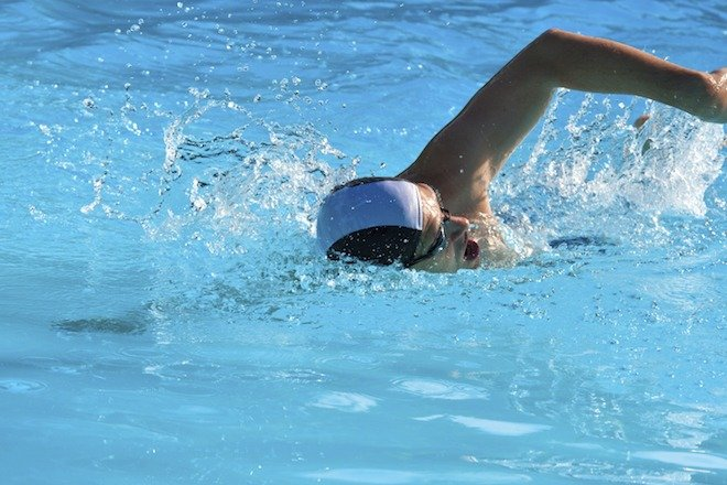 In praise of swimming