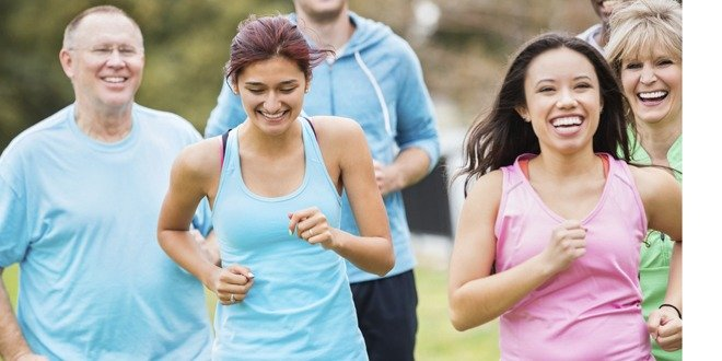 Aerobic fitness and heart health Part 1