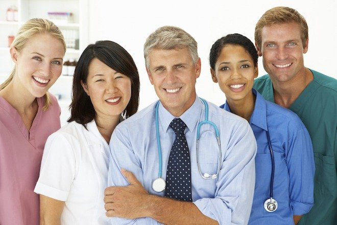 advocate to healthcare team