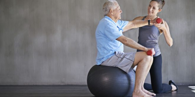 exercise after stroke