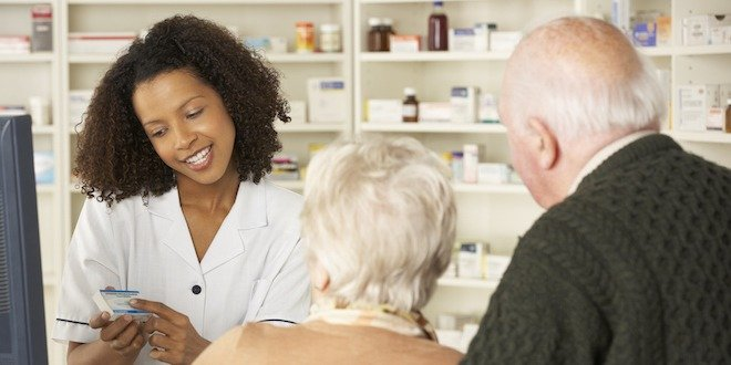 medication review with your pharmacist