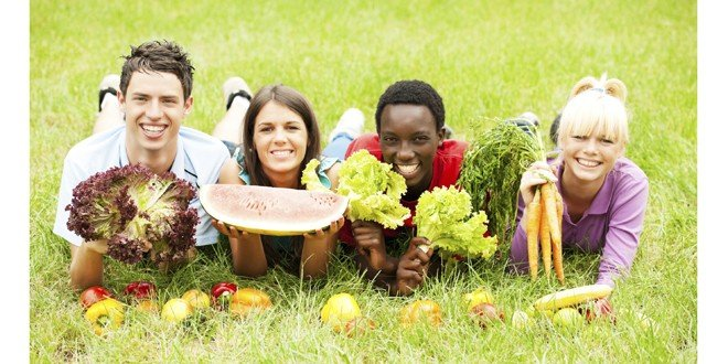 how to get teens to eat a healthy diet