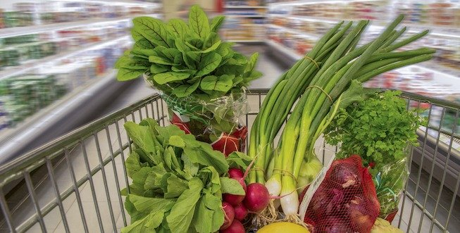 grocery shopping tips for people with diabetes