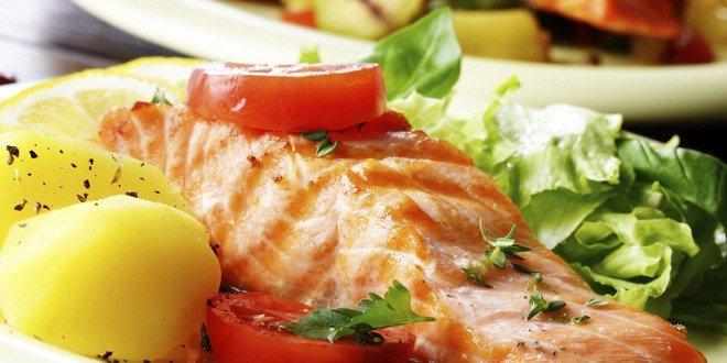 healthy meal prepartion