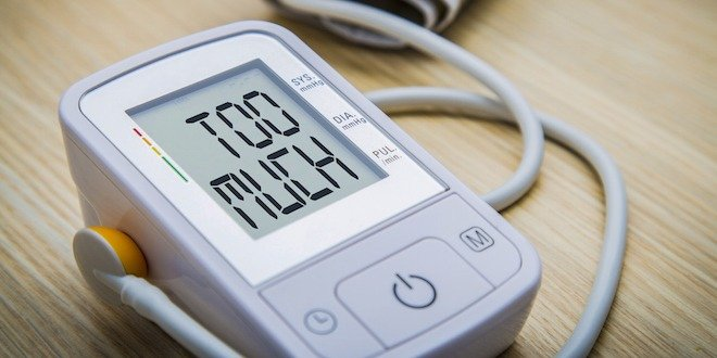 high blood pressure diabetes symptom
