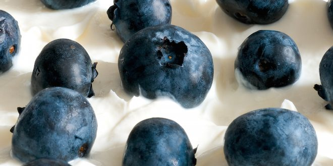 blueberries and yogurt diabetes superfoods