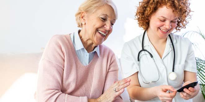 insulin and eldercare