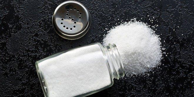 Diabetes and salt