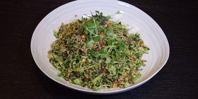 super green super seed salad