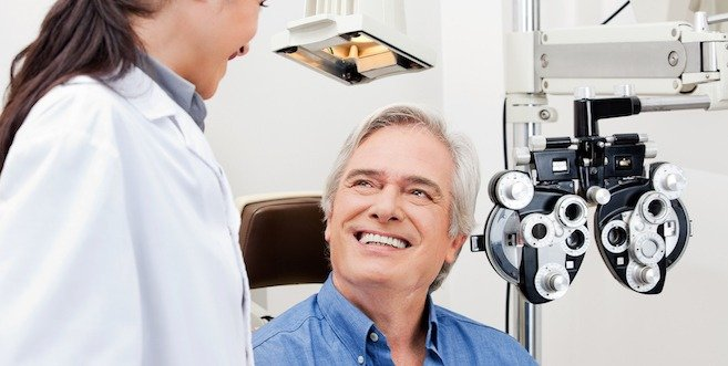 Risk factors and warning signs for diabetes-related eye damage
