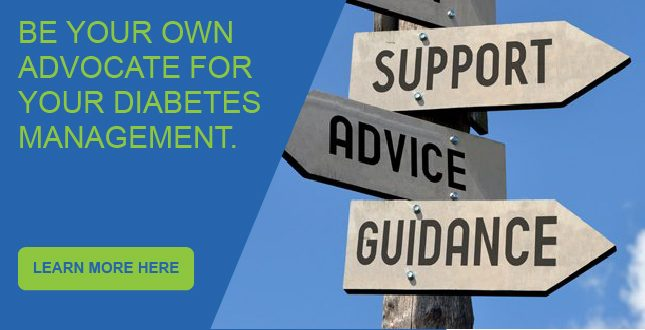 advocate for diabetes