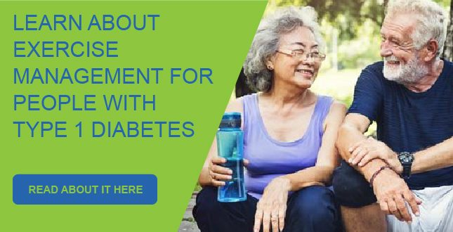 type 1 diabetes exercise
