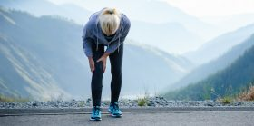 Exercise with joint pain or leg pain