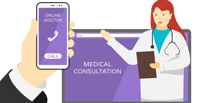 Online medical services