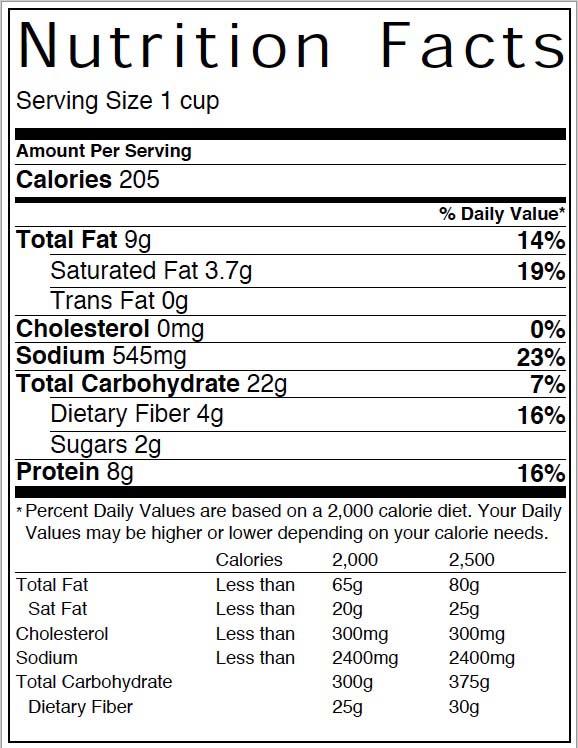 NutCont QuinoaBlackBeanSalad