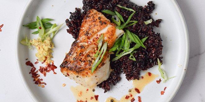 black pepper cod