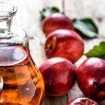 Apple cider vinegar to the rescue?