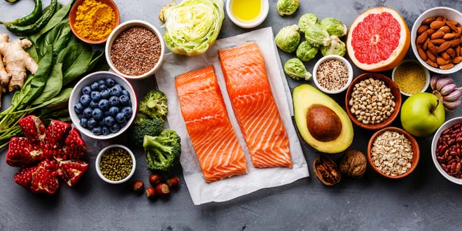 7 foods that lower your cholesterol
