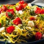 Healthier alternatives for pasta lovers